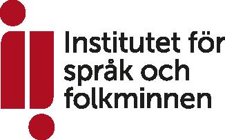 Institutet för språk och folkminnen